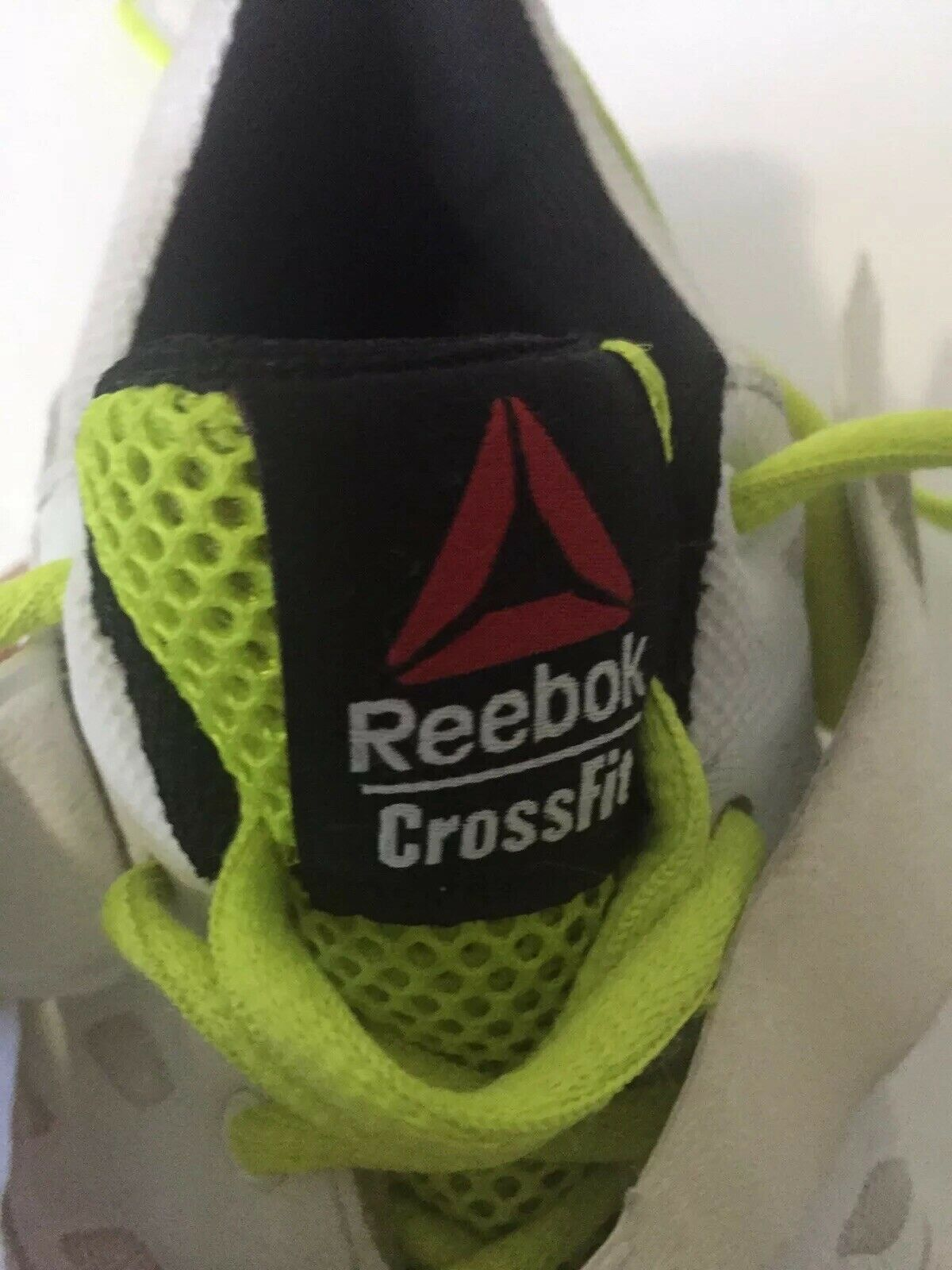 Reebok Crossfit Womens Size 6.5 Lifters Plus 2.0 CF74 Squat U Form Sneakers