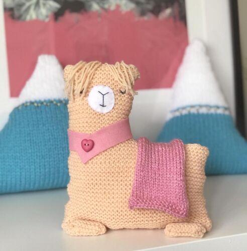 No Drama Llama Knitting Kit