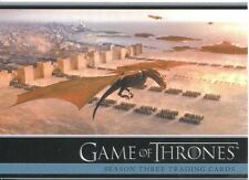 Game Of Thrones Season 3 Promo Card P3 Binder Exclusive