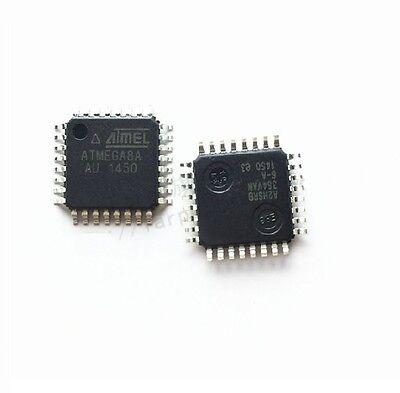 10PCS MCU IC ATMEL TQFP-32 ATMEGA8A-AU ATMEGA8A-AN MEGA8A-AU ATMEGA8A MEGA8A