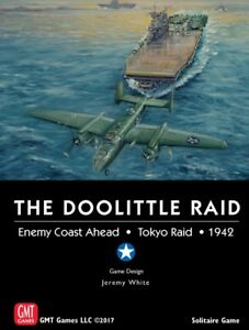 NEW-amp-SEALED-GMT-GAMES-THE-ENEMY-COAST-AHEAD-The-Doolittle-Raid-Tokyo-1942