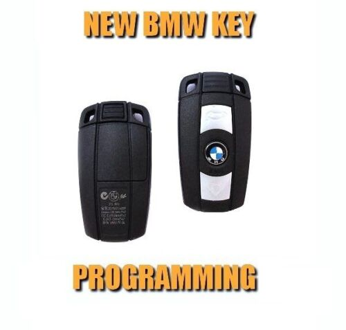 BMW 3 SERIES E90 2005 2011 NEW KEY AND PROGRAMMING INCLUDED