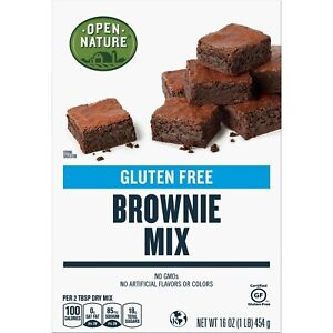 Open Nature Gluten Free Chocolate Chip Cookie Mix 18.5 Oz. (Date: 11/12/2021)