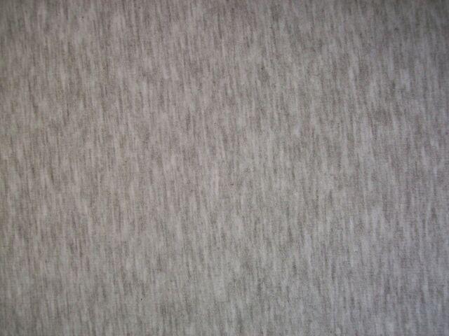 HALF METRE (0.5) Fleece Backed Sweatshirt Jersey Cotton Acrylic Polyester Fabric