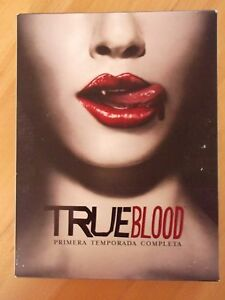DVD True Blood,Primera Temporada,Serie TV