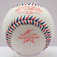 (6) Rawlings 2017 All Star Official Game Baseball Miami Marlins Boxed