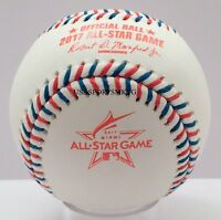 (6) Rawlings 2017 All Star Official Game Baseball Miami Marlins Boxed