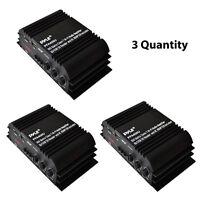 Pyle Pfa400u 100w Class T Hi-fi Amplifier Usb/ Ipod Player W/ Ac Adapter (3 Qty) on sale