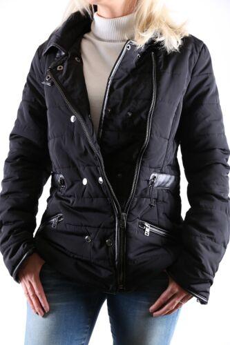 LTB Femme Matelasse veste d/'hiver Lisanne coat noir en taille s NEUF *