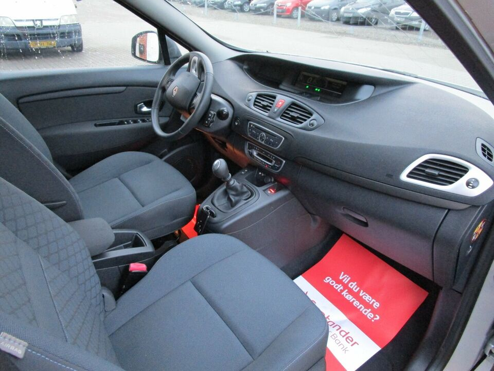 Renault Scenic III 1,5 dCi 110 Expression Diesel modelår
