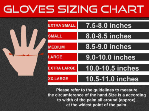 Weight Lifting Fitness Gloves Leather Exercise Workout Body Building Training