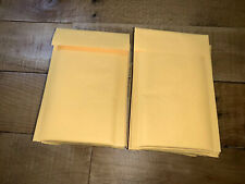 50 Kraft Bubble Envelopes 4x6 Small Self Sealing Padded Mailers Unused New