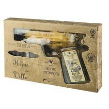 Tequila Reposado HIJOS DE VILLA (Pistol), 200ml