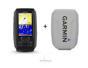 GARMIN-STRIKER-4-PLUS-ECOSCANDAGLIO-GPS-CON-TRASDUTTORE-COVER-010-01870-01