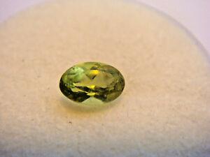 Peridot-Oval-Cut-Gemstone-6-mm-x-4-mm-0-55-Carat-Natural-Gem