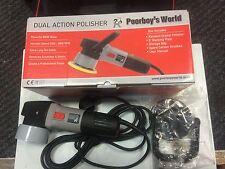 Poorboys Mundial de doble acción pulidora 240V 900W con bolsa de almacenamiento de información
