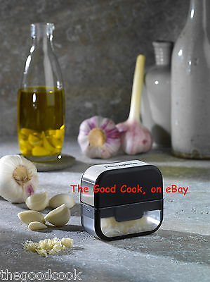 SALE Microplane Garlic Mincer Grater BPA-Free Black # 48014