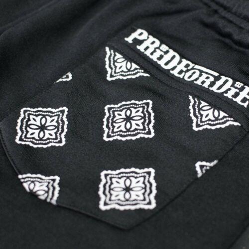 Pride Or Die Training Shorts Rise Schwarz Black UVP 39,90 MMA Jogging Fitness