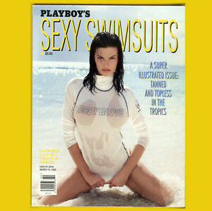 Playboy-039-s-Sexy-Swimsuits-1996-Near-Mint-Becky-Delos-Santos-Sung-Hi-Lee