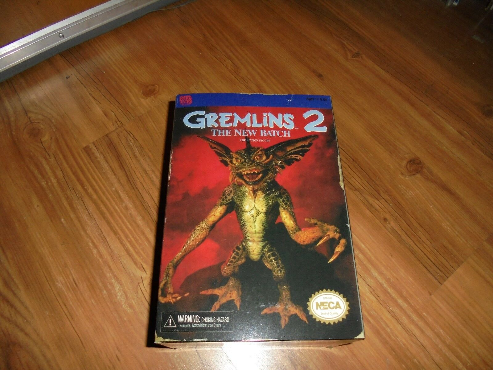 Gremlins 2 The New batch game game game  GIZMO  Action Figure NECA 2015 da2034