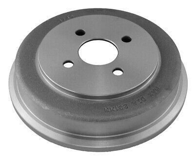 Brake Drum Rear Parts Master 126099