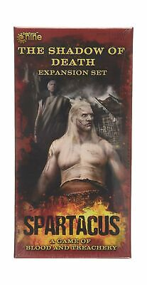 Spartacus The Shadow of death Expansion Board Game Sealed