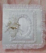 "Our Wedding 12""x12"" White Photo Album & Scrapbook"