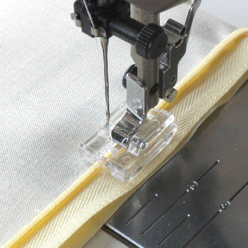 Concealed Invisible ZIPPER Foot For Huskystar H Class Viking Best Zipper Foot For Sewing Machine