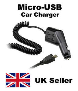 Details about Micro USB In Car Charger for the Nokia Asha 300