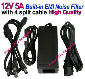 DC-12V-5A-Power-Supply-with-EMI-Noise-Filter-for-CCTV-Security-Camera-System-DVR
