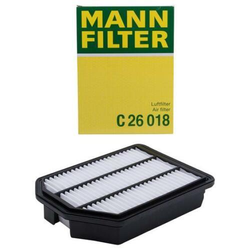 MANN-FILTER C26018 Luftfilter für KIA