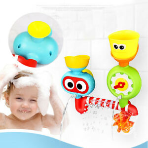 Baby-Kinder-Spielzeug-Wasserspielzeug-Badewanne-spielzeug-Badespass-Badespielzeug