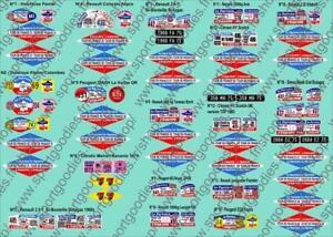 Plaques-Tour-de-France-Collection-vehicules-publicitaires-Hachette-N-01-a-18