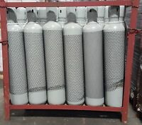 80cuft Cylinder, Tank, Bottle Can Be Filled W Argon, Nitrogen, Helium, Argon/mix