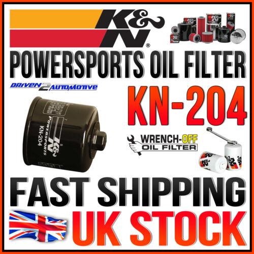K/&n Powersports Filtro De Aceite KN-204 2011 Honda CB600 AVISPÓN 600