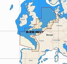 - map W89 NT Max C M-EW-M227 tabla de área amplia Tarjeta Sd -