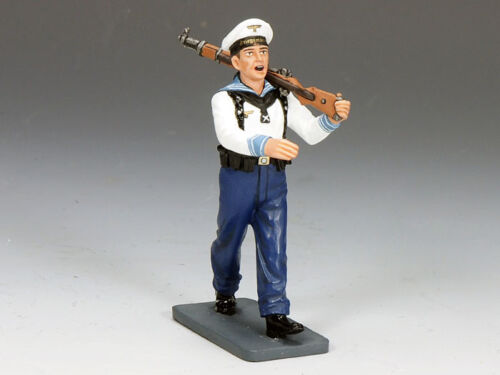 LAH161 Kriegsmarine Singing Sailor by King and Country