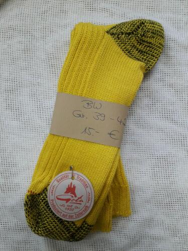 Chaussettes de coton de GOTA linge cousu main