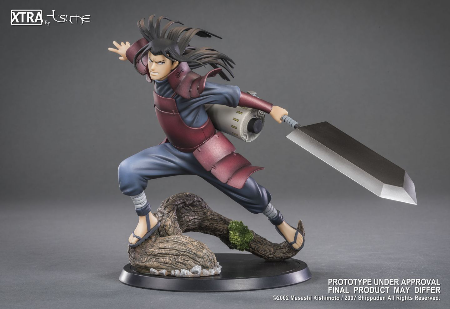 Tsume      Figurine Naruto DX-tra Collection - Hashirama Senju    NEUVE   NEW