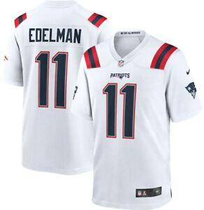 New England Patriots Edelman #11 Jersey - 2XL | eBay