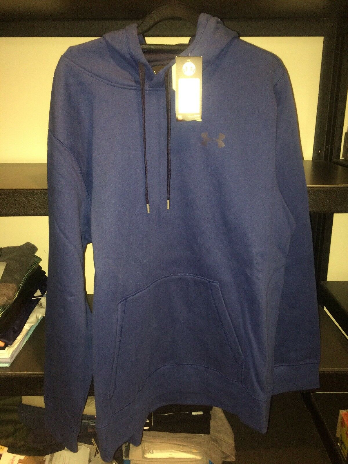 Under Armour  Herren Hoody. Xxl 2xl Brand New And Genuine