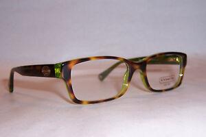 Coach Eyeglass Frames Brooklyn : NEW COACH EYEGLASSES BROOKLYN HC 6040 TORTOISE GREEN 5117 ...