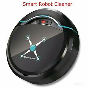 3 IN 1 Smart Robot Vacuum Cleaner Auto Cleaning Microfiber...