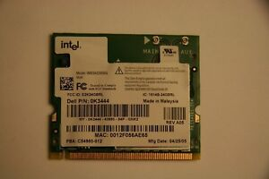 INTEL WMA3A2100 DRIVER FOR WINDOWS