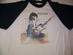 Vintage-1981-Billy-Squier-Tour-Shirt