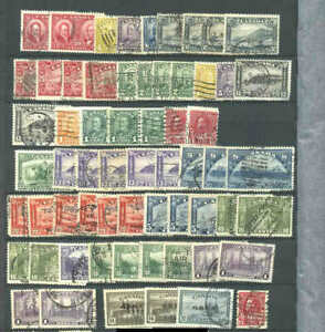 CANADA-LARGE-COLLECTION-LOT-CANCELS-500