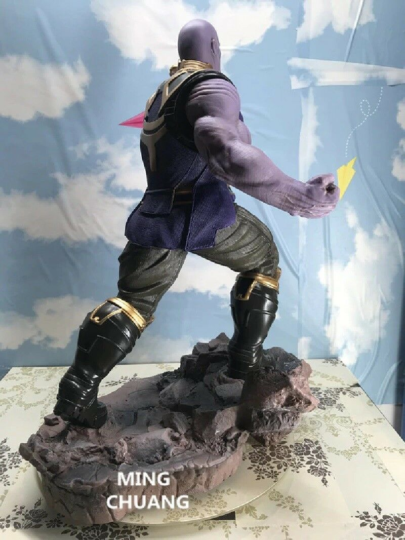 14 Statue Avengers Infinity War Bust Megamind Thanos Action Action Action Figure Collectible d1a7b6