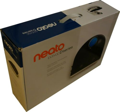 Neato BOTVAC D Series High-Performance Pet Allergy Vacuum D8000 with New Battery