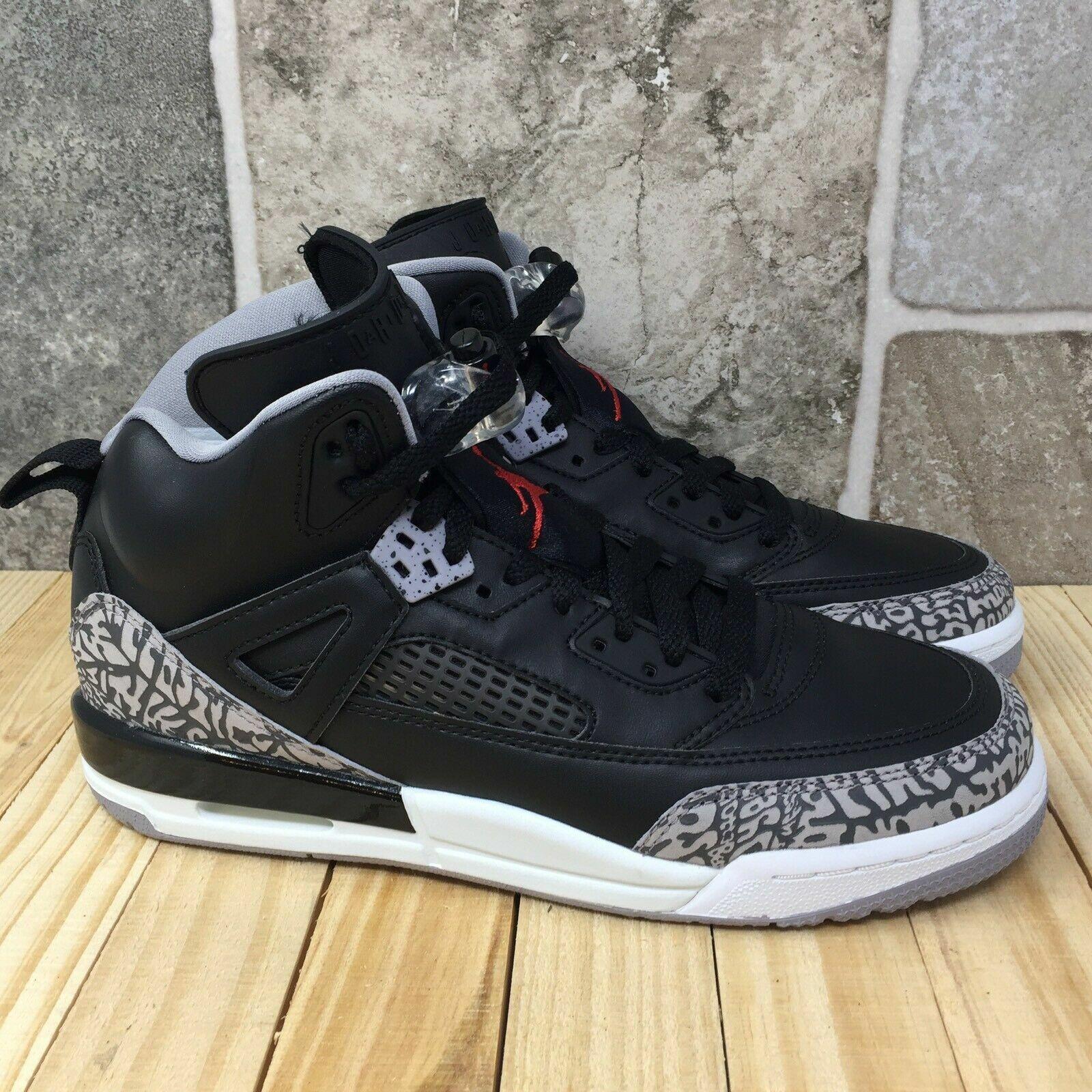 Nike Air Jordan Spizike Black Cement