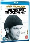 One Flew Over The Cuckoo's Nest 5051892001380 With Jack Nicholson Blu-ray
